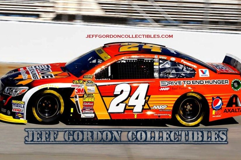 Jeff Gordon Collectibles