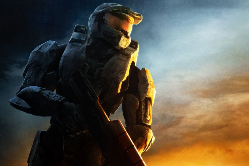 Halo 3 Master Chief Wallpaper HD Widescreen