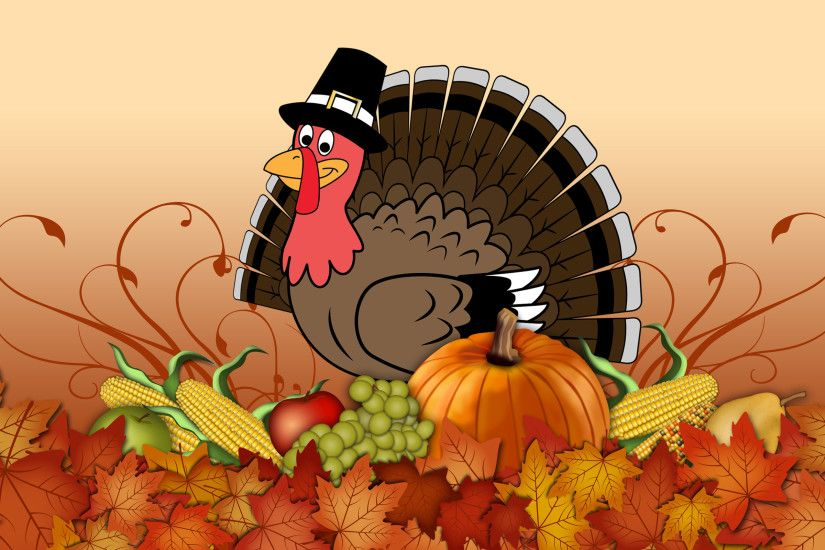 ... Thanksgiving Wallpapers - Wallpaper Cave Surprised turkey wallpaper -  Holiday wallpapers - #50318
