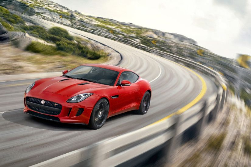2014 Jaguar F Type R Coupe Salsa Red
