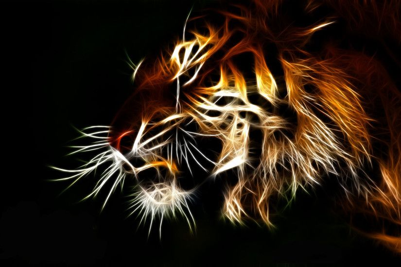 Tiger-16.jpg (1920×1201) | Neon animals/flower/people | Pinterest | Tiger  wallpaper and Wallpaper