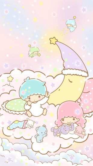 Little Twin Stars. Sanrio WallpaperKawaii ...