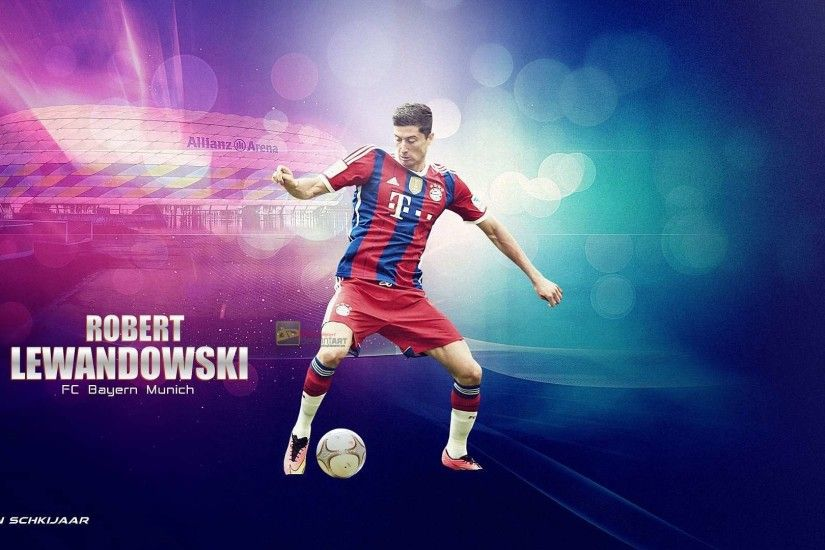 Robert Lewandowski Wallpapers-2