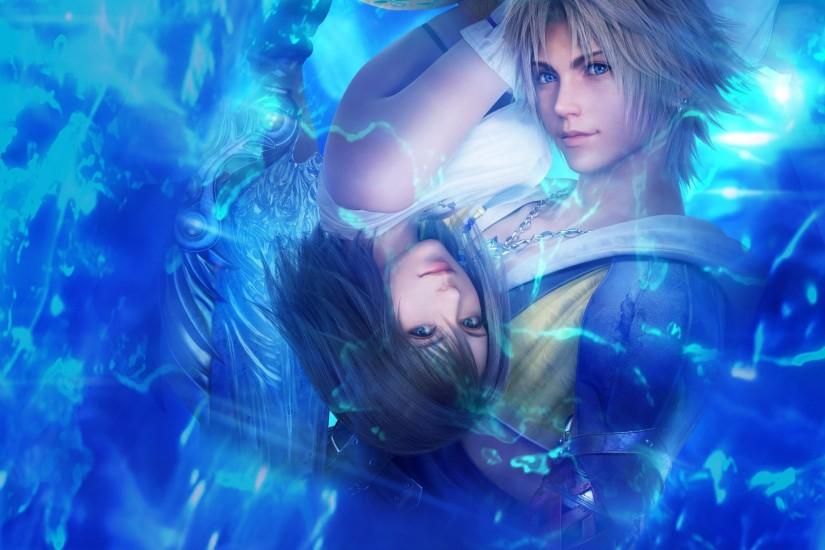 46 Fav Final Fantasy X