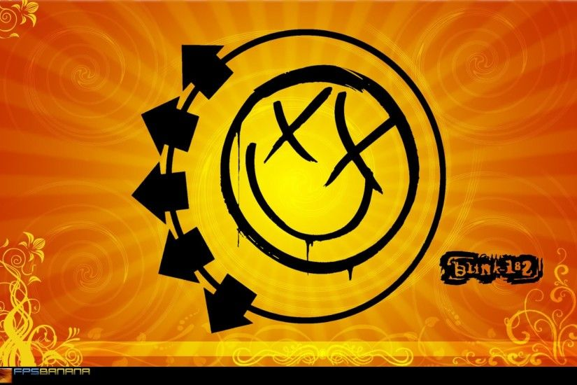 Blink 182 Background ...