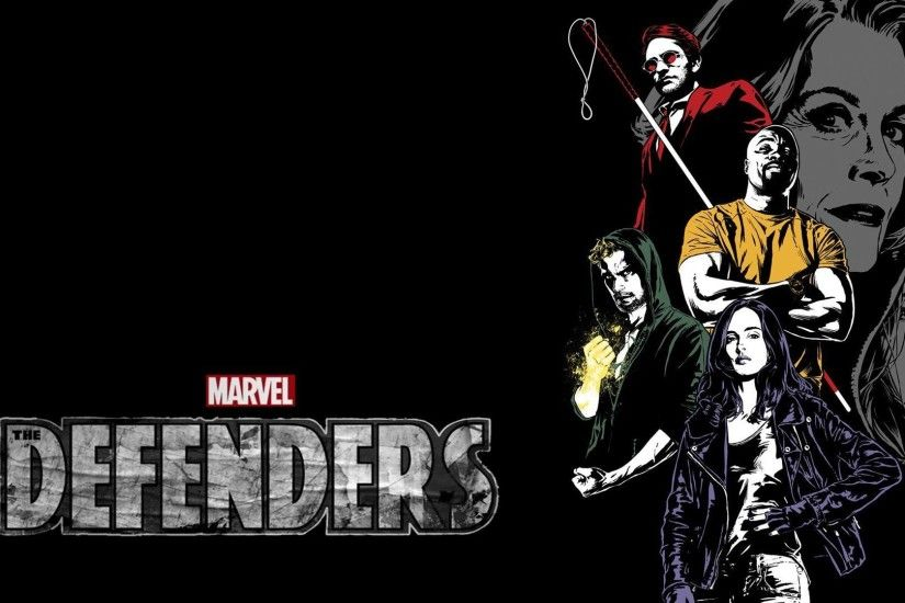 Fearless Defenders Wallpaper HD 4 - 1920 X 1080