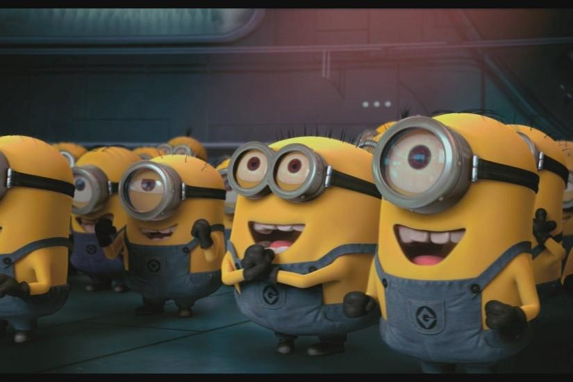 minions wallpaper 1920x1080 high resolution