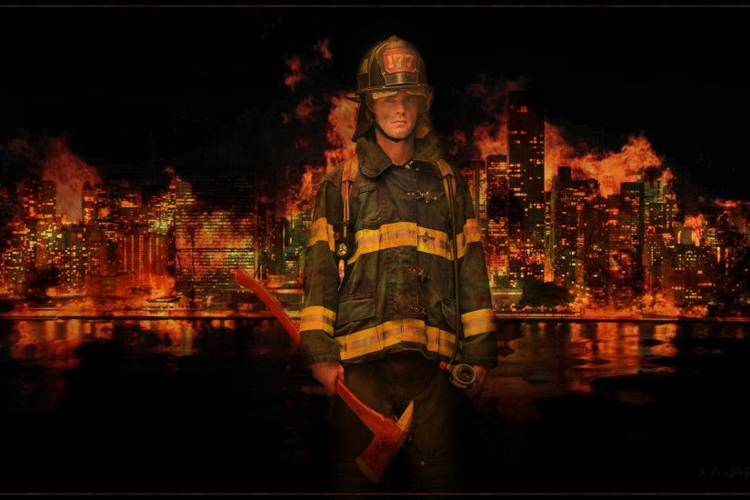 15 HD Firefighter Desktop Wallpapers For Free Download
