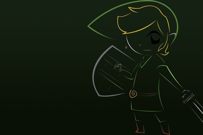 Video Game - The Legend of Zelda: Phantom Hourglass Link Wallpaper