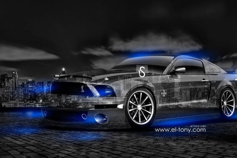 Muscle Car Mustang Cool Backgrounds Wallpaper