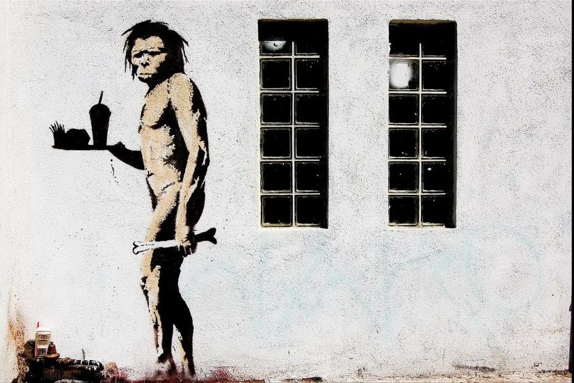 Banksy Wallpapers, Art Wallpaper | HD Wallpapers Pictures