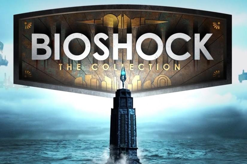 BioShock The Collection 4K BioShock The Collection Background ...