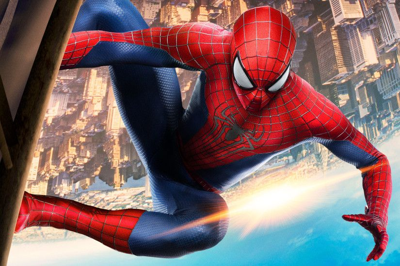 the amazing spider man 2 new wide