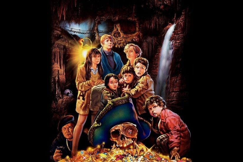 Cool the goonies wallpaper, 334 kB - Dayton Little