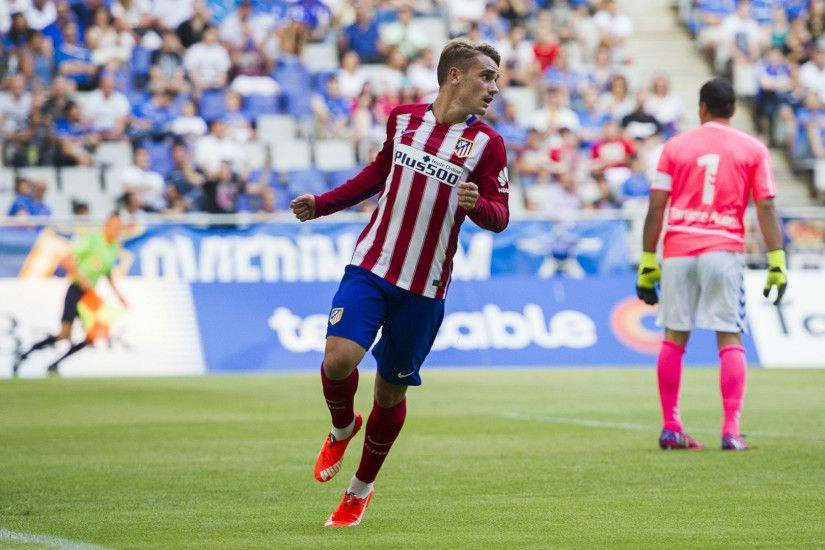 Atletico Madrid Player Antoine Griezmann Picture HD