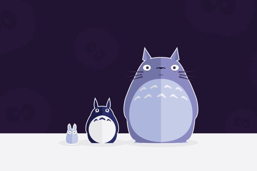 desktop free totoro wallpapers hd