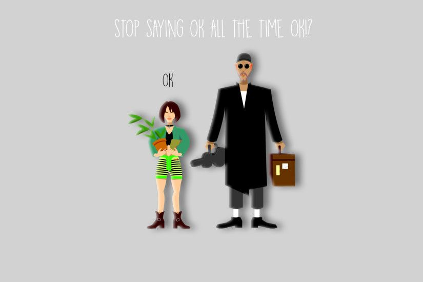 Movie - Leon: The Professional Wallpaper