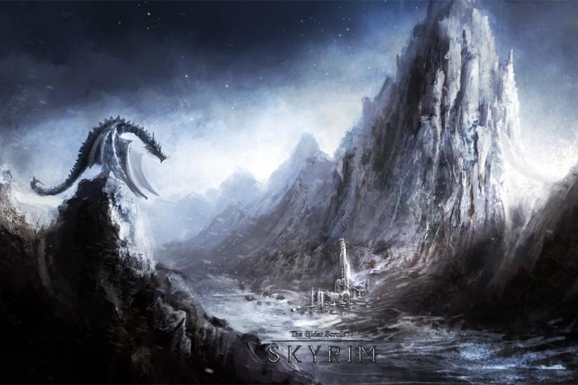 Free Skyrim Wallpapers Download.