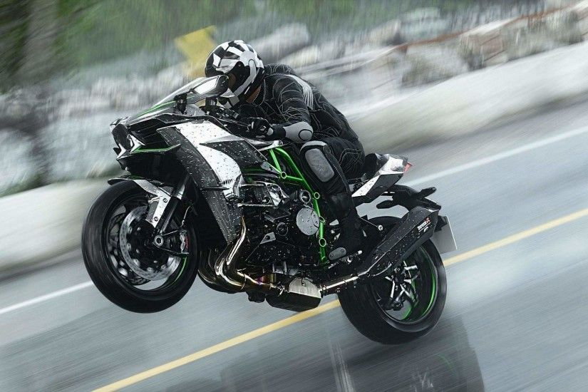 Kawasaki Ninja H2 Backgrounsd · 36 Kawasaki Ninja Wallpapers Hd High Quality