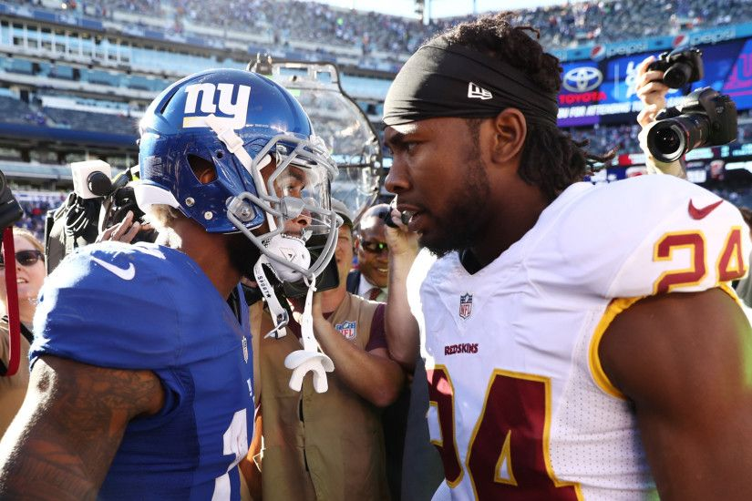 We take a look at who won the battle between rivals Odell Beckham Jr and  Josh