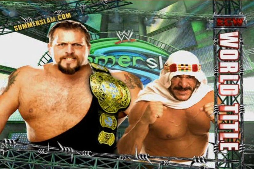 Sabu vs The Big Show for ECW World Championship at Summerslam 2006 - Video  Dailymotion