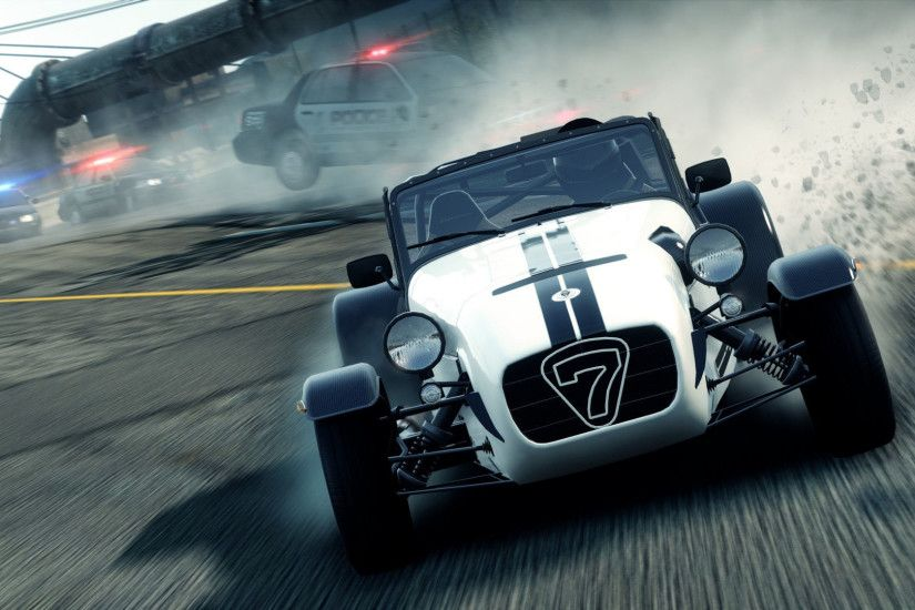 need for speed most wanted 2012 caterham superlight r500 widescreen hd  wallpaper