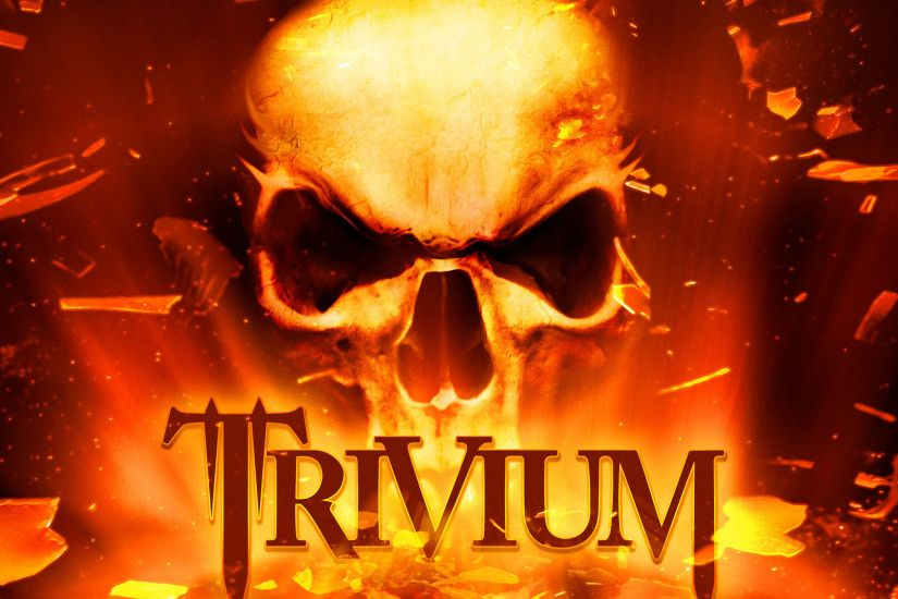 Trivium Wallpapers and Artworks