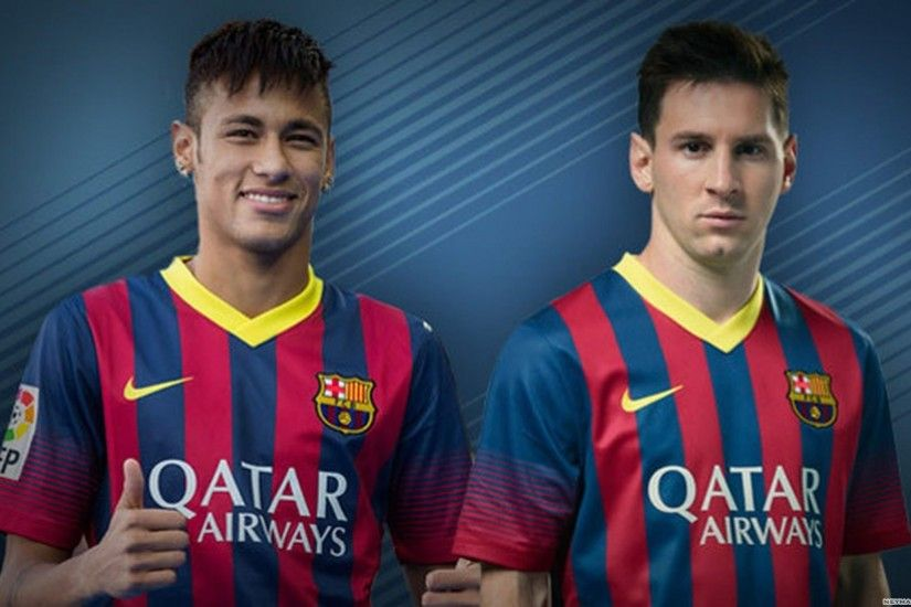 Neymar and Messi Wallpaper 2 Neymar Wallpapers