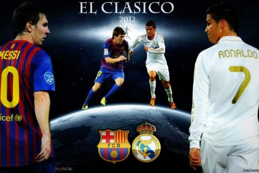 1920x1080 Messi-And-Ronaldo-2012 Messi wallpaper HD free wallpapers .
