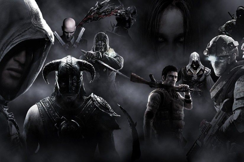 Video Game Characters Wallpaper Picture Is Cool Wallpapers