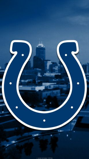 ... nfl indianapolis colts city logo iphone android background