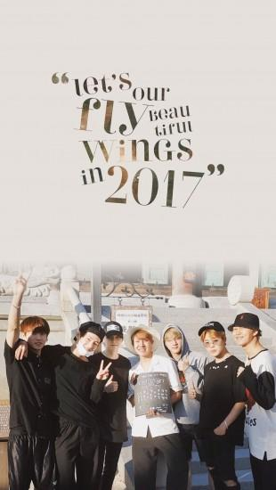 BTS / Wallpaper / Wings ©btslocks_