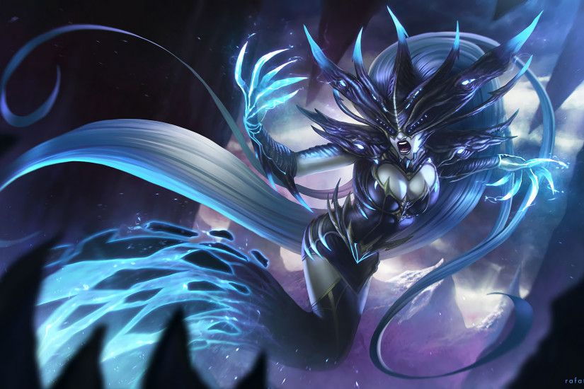Lissandra (Skin Concept) by rafater HD Wallpaper Fan Art Artwork League of  Legends lol
