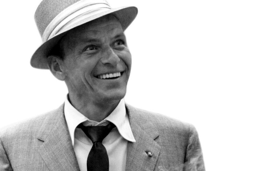 Frank Sinatra Looking Up transparent PNG - StickPNG