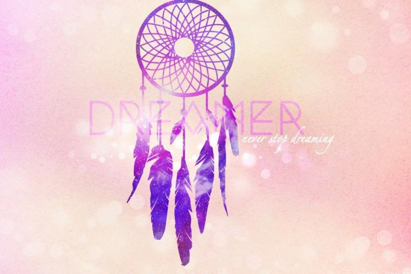 Dreamcatcher with quote 1080p wallpapers 1920x1080.