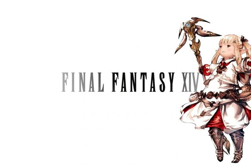 Final Fantasy XIV download wallpaper