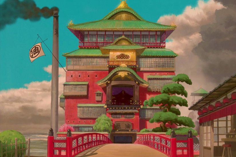 Spirited away screenshot 3 by anian0 Spirited away screenshot 3 by anian0