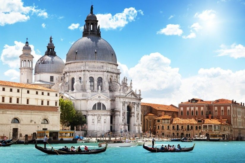 Man Made - Building Architecture Place Venice Italy Wallpaper