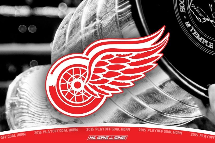Detroit Red Wings 2015 Playoff Goal Horn á´´á´°