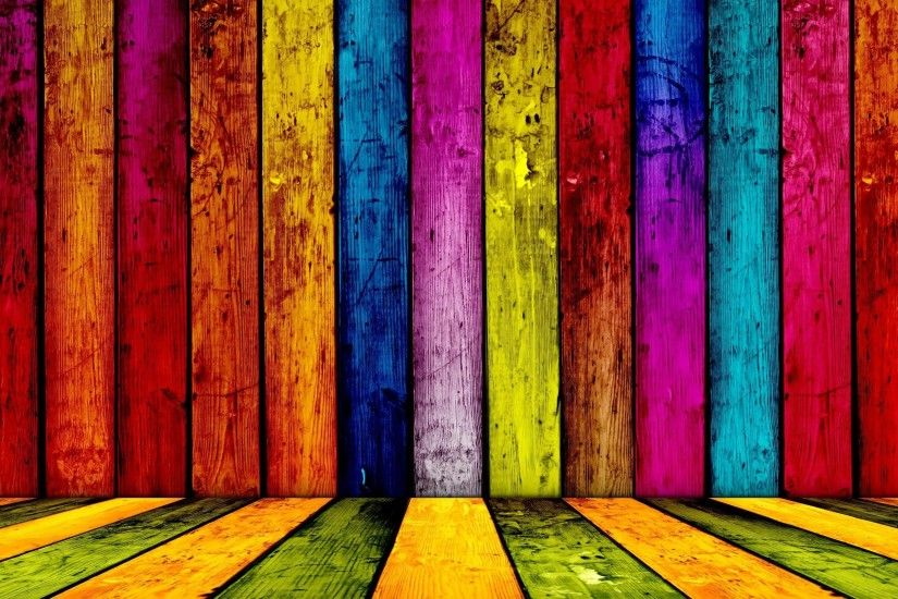 Colourful Backgrounds Wallpapers : TimeDoll
