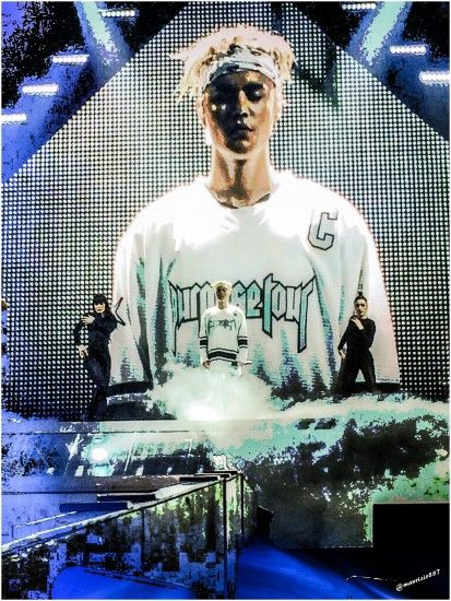 Photo of justin bieber,Purpose World Tour,2016 for fans of Justin Bieber.
