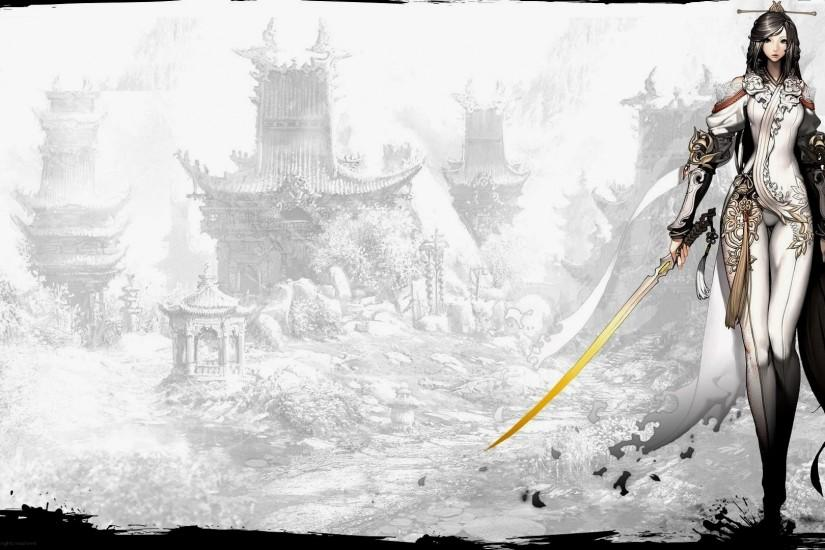 amazing blade and soul wallpaper 1920x1080 picture