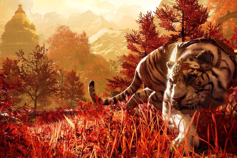 Far Cry 4 wallpaper for mac - Far Cry 4 category