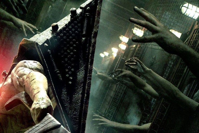 Images For > Silent Hill Revelation Pyramid Head Wallpaper