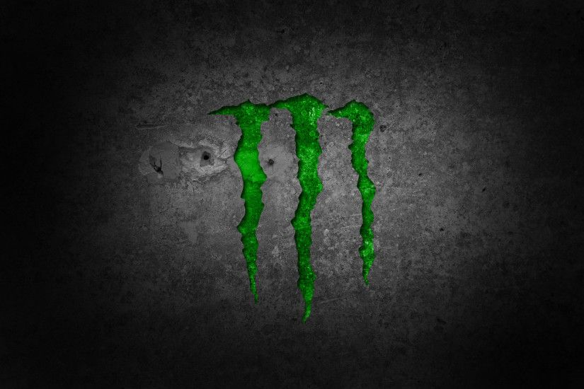 Monster Energy Logo Wallpaper Green images pictures - NearPics