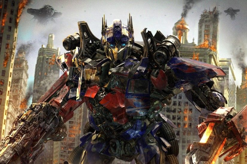 Optimus Prime Transformers Dark Of The Moon - Movie Wallpapers