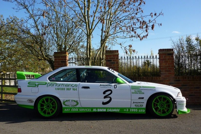 BMW E36 M3 Race Car