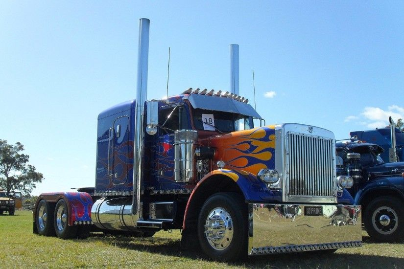 Peterbilt Optimus Prime wallpaper | 2626x1839 | 172724 | WallpaperUP