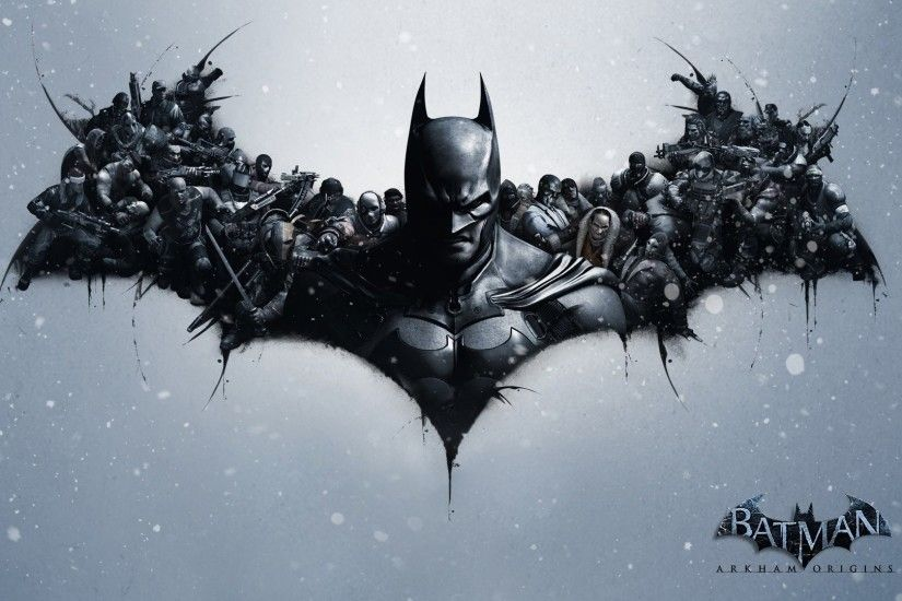 ... Dark Knight Logo Wallpaper
