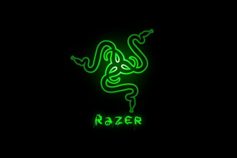 RAZER GAMING computer game wallpaper